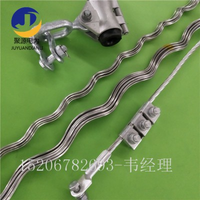 山东直销OPGW光缆固定线夹预绞式悬垂线夹型号规格