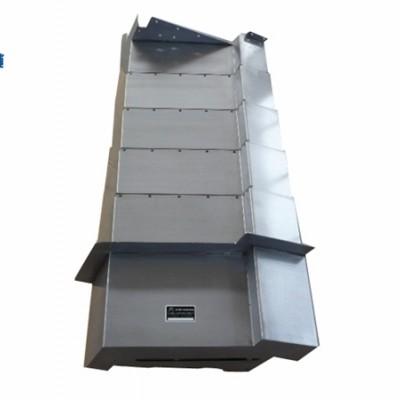 白马永诚DMC1221加工中心XYZ三轴钣金防护罩