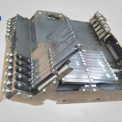 白马永诚HMC80/50加工中心XYZ三轴钣金防护罩