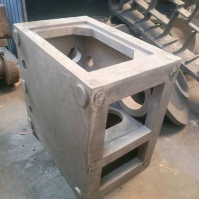大型灰铁铸件定做_机床床身铸件_大型灰铁铸件报价