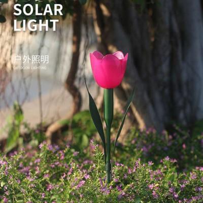 太阳能路灯花园装饰灯家庭别墅灯2020热销用众益集益光能