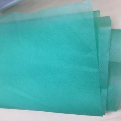 厂家直销现货供应25克绿色无纺布规格克重可定制