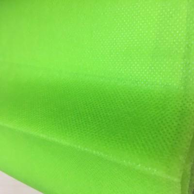 厂家直销现货供应25克草绿色无纺布规格克重可定制