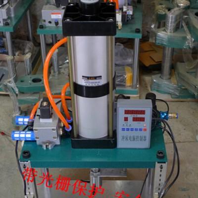 台式气动商标烙印机家具鞋包烫印机热压机竹木制品烙印机
