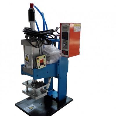 塑胶皮革商标压花机烙木打标机竹木烫印机日期型号商标烙印机