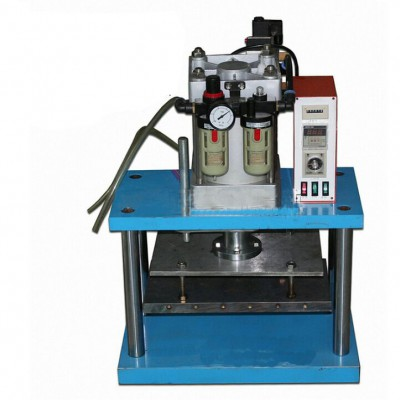 台式气动烙印机竹木厨具家具皮革塑料工艺品商标logo烫印机