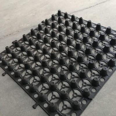 廊坊2公分塑料凸壳排水板-车库顶板专用