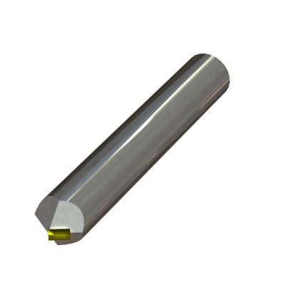常州生产单晶钻石MCD倒角铣刀 可定制/CNC