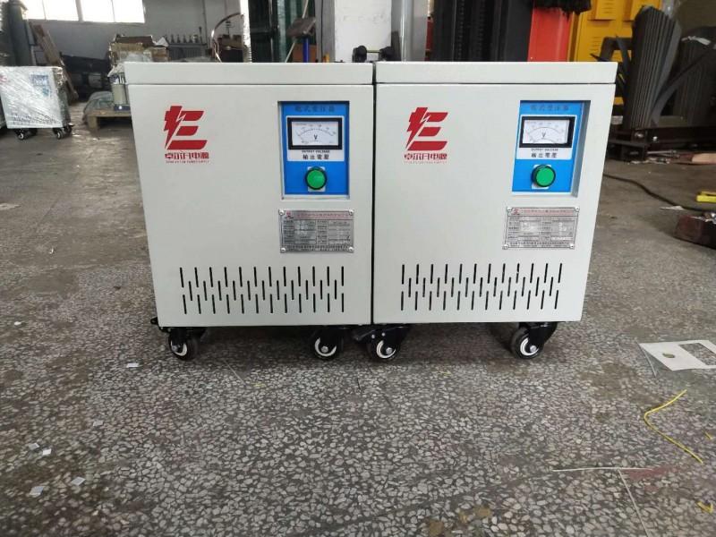 三相380v变三相380v  ZFSG-12kva隔离变压器
