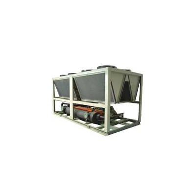 热回收风冷螺杆式热泵冷水机组