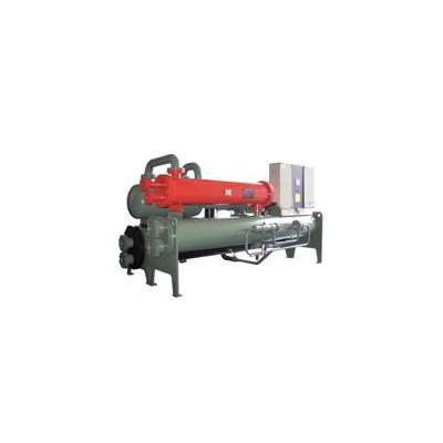 热回收水冷螺杆满液式冷水机组