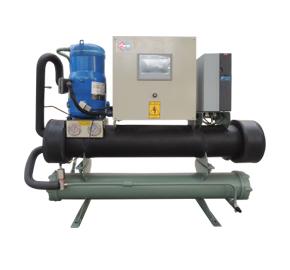水冷变频涡旋式冷水机组