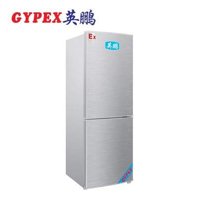 沈阳防爆冰箱双门双温150升
