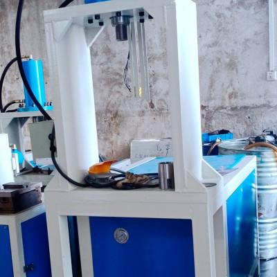 铖力信 角铁角钢槽钢液压冲孔切断机