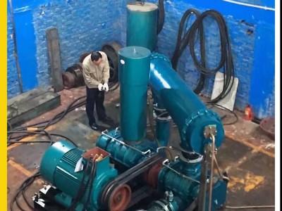 熔喷布用多级离心风机罗茨鼓风机厂家直销