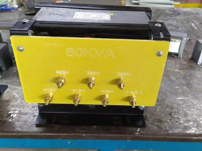 三相415v变380v  出口马来西亚变压器