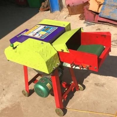 农用农作物秸秆粉碎机 干湿两用铡草机