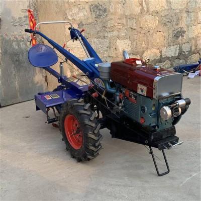 多功能开沟埋藤机 葡萄埋藤机履带式拖拉机