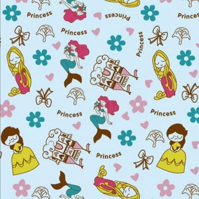 印花水刺无纺布热转印彩色卡通印花儿童口罩布一次性精品厂家直销