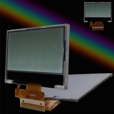 1.8寸单色LCD液晶显示屏12864图形点阵COG结构