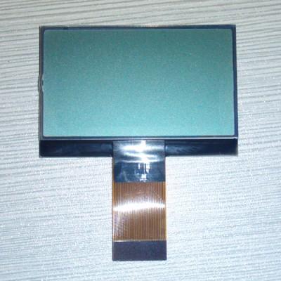 2.4寸单色LCD液晶显示屏12864图形点阵COG结构