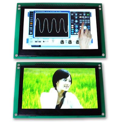 4.3寸智能彩屏模块工业串口带触摸