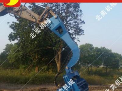 北奕机械专业常用液压打桩机械
