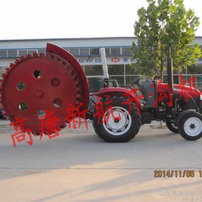 山东新航机械供应土壤耕整机械 路沿石开沟机 路面机械 盘式开沟机 工程机械