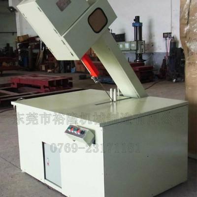 供应裕隆泡绵机械,泡绵角度切割机,泡面切割机械、 海绵机械,海绵角度切割机
