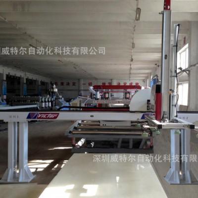 龙门式三轴伺服机械手  搬运机械手  码垛机械手