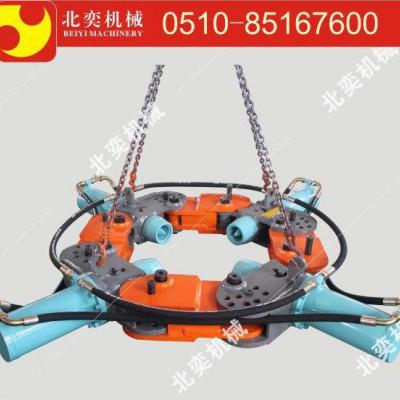 北奕机械圆桩水泥搅拌桩破桩器 截桩器 截桩机械 破桩机器