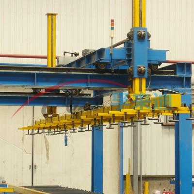 孚来迪研发定制 搬运机械手 自动码堆机械手 机床上下料机械手 板材上下料机械手 自动上下料机械手