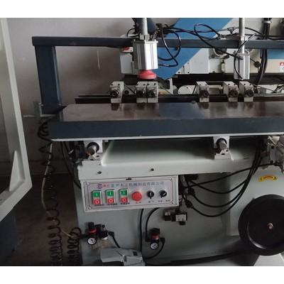 二手木工机械  自动榫槽机   回收木工机械 木工机械设备 木工机械回收