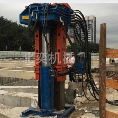 拔桩机 大型拔桩机 常用拔桩机 拔桩机械 北奕机械拔桩机