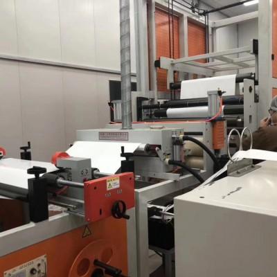 PET片材生产线 金韦尔PP、HIPS包装片材生产线
