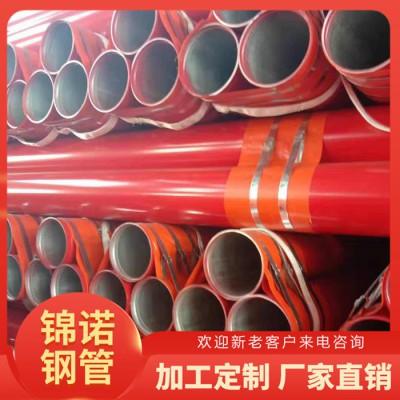 喷漆钢管 钢管包装 钢管加工 加工出口包装 精美包装