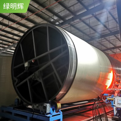 PE储罐 【绿明辉】遂川化工PPH储罐 塑料化工储罐厂家生产