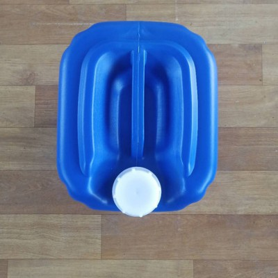 200升双环桶 雷庆 化工桶  **新料蓝色25L塑料化工桶