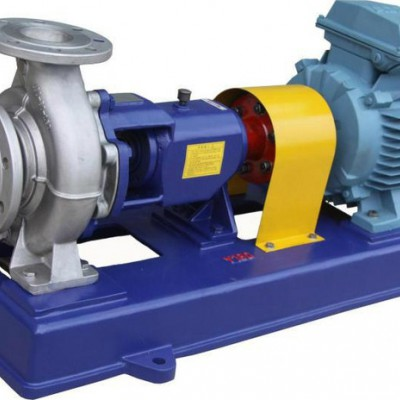 不锈钢泵 广五羊IH80-65-125   化工泵,不锈钢化