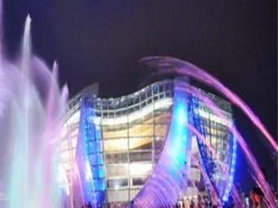 楼体亮化工程 郑州亮化工程 城市景观亮化工程 景区灯光亮化工