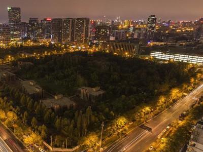 楼体亮化工程 郑州亮化工程 室外街道灯光亮化 led道路亮化