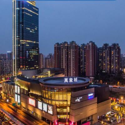 楼体亮化工程 郑州亮化工程公司 楼宇亮化工程施工 户外灯光照