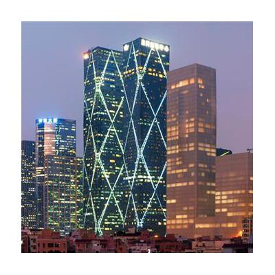 楼体亮化工程 河南城市广场亮化工程 城市广场夜景照明 LED