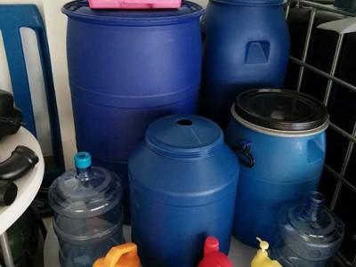 注塑机 通佳 生产化工桶设备200L化工桶设备