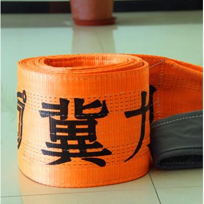 吊装带连接弓形卸扣对吊装的影响