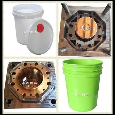 35L中石油塑胶桶模具35L中石化塑胶桶模具