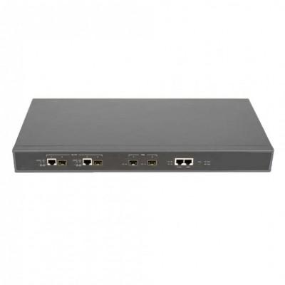 冠联通信生产销售4号光纤OLT设备