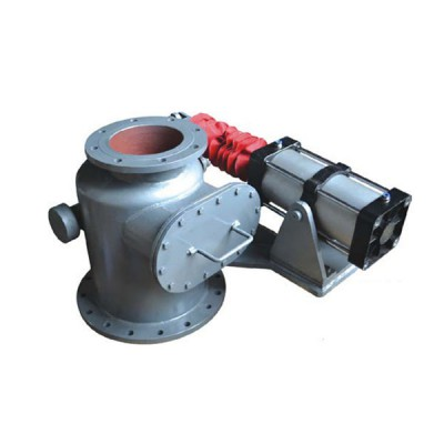 干除灰系统仓泵进料阀