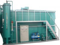 浅淡养殖污水处理气浮机,化工废水气浮处理,印染废水处理气浮