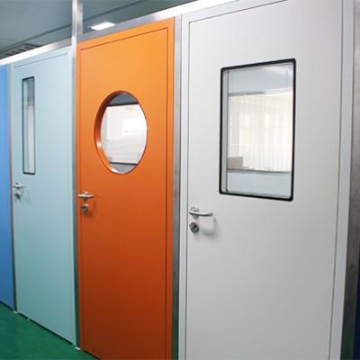 钢制洁净门,车间净化门,不锈钢洁净门,防火防尘防潮